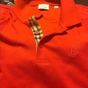 Burberry Men shirt xxxl